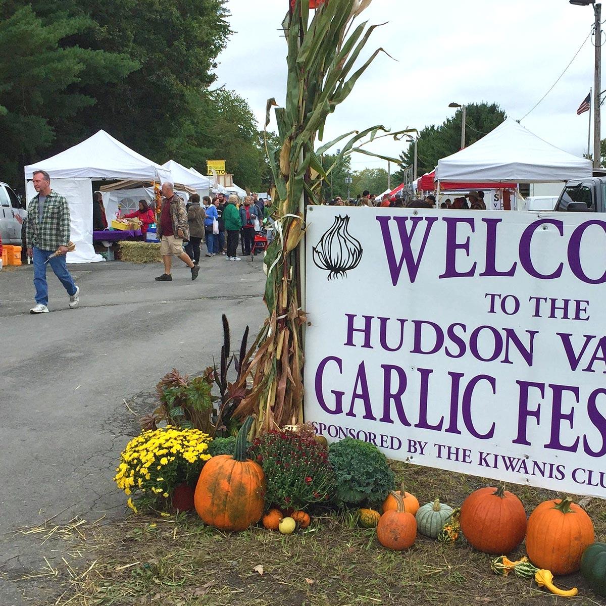 Garlic Festivals - Hudson Valley Garlic Festival
